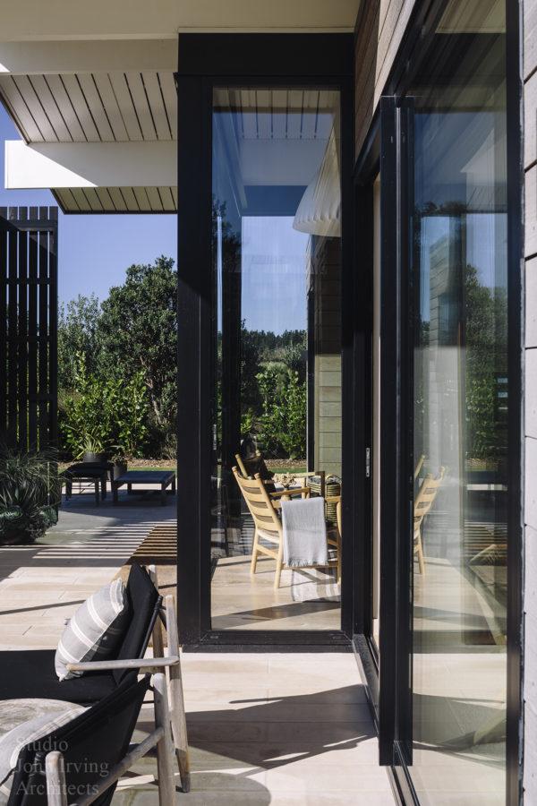 Tara Iti Cottages Studio John Irving Architects